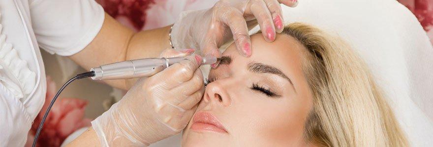 centre de maquillage permanent a Lyon